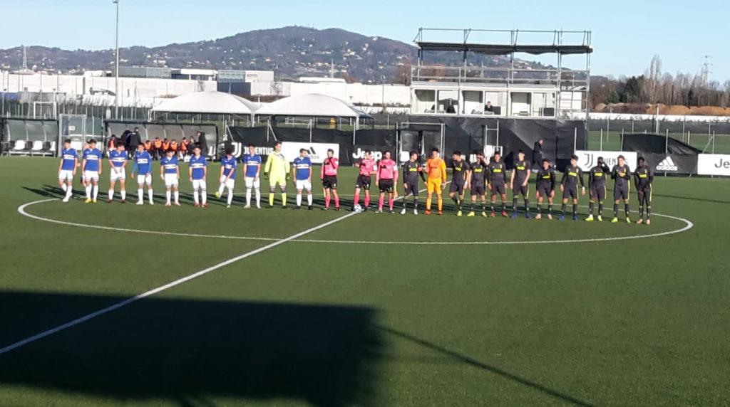 Under17, Juventus-Sampdoria
