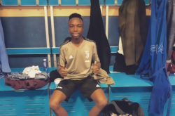 Bryan Jocelyn Dodien, Juventus giovanili