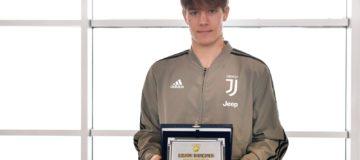 Nicolò Fagioli Giovani Bianconeri – Best Player 2018