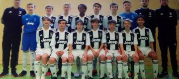 Juventus Esordienti 2007 alla PS Immo Cup