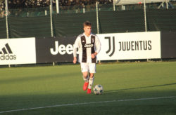 Michele Costanza, Juventus giovanili