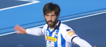 Leonardo Mancuso Pescara gol