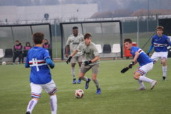 Under16, Juventus-Sampdoria