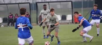 Under16, Juventus-Sampdoria