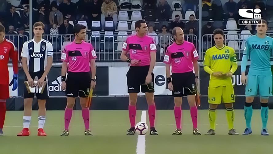 Campionato Primavera 1, Juventus-Sassuolo