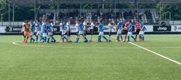 Primavera 1, Juventus-Napoli 4-0