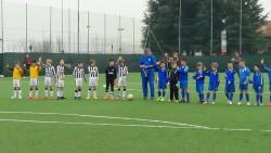 Progetto under8 della Juventus
