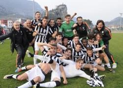 Allievi Nazionali Juventus, vittoria trofeo Beppe Viola 2015