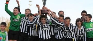 Pulcini Juventus al torneo di Orvault