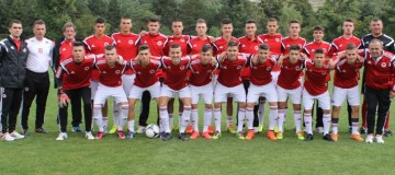 Armando Sykaj convocato in under17 Albania
