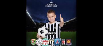 Pulcini 2006 Juventus al European Crossing Cup 2015