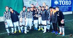 Torneo Lucento, vincono gli Esordienti 2003 della Juventus