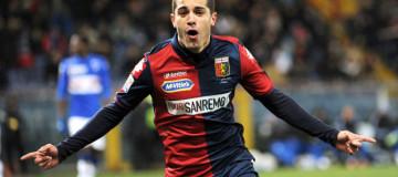 Iago Falque, ex Juve ora al Genoa