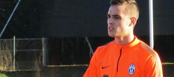 Pol Lirola, esterno spagnolo della Juventus Primavera