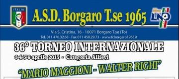 Torneo Maggioni-Righi 2015