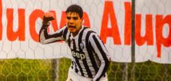 Simone Mancini, attaccante Allievi Regionali Juventus
