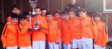 Pulcini 2004, vittoria al torneo di Lucento