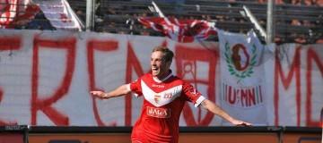 Tavanti, gol nel Mantova