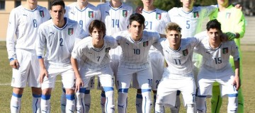 Under 16, convocati per Italia-Germania