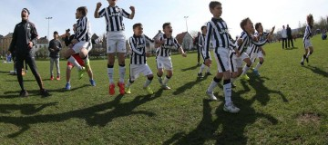 Pulcini 2006 Juventus al Scotch&Soda and friends-Cup