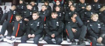 Esordienti Juventus al Memorial Bracaglia
