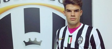 Carlos Blanco Moreno, difensore Juventus Primavera