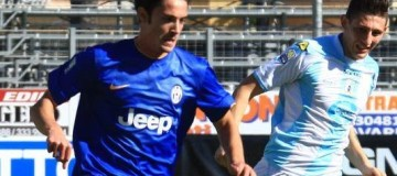Francesco Cassata, centrocampista Juventus