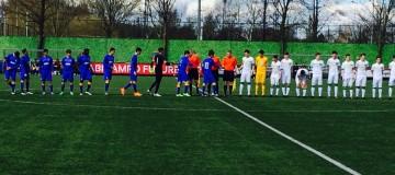 Future Cup, Celtic-Juventus 1-1