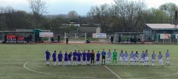 Memorial Gusella, Juventus-Cenisia 1-0
