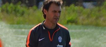 Claudio Gabetta, allenatore Giovanissimi Nazionali Juventus