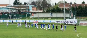 Torneo Gusella: Juventus - Atletio Torino 0-0