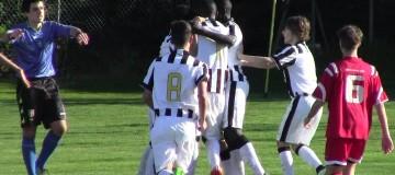 Torneo Pecci, Giovanissimi Regionali della Juventus secondi