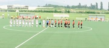 Allievi Regionali, amichevole Juventus - Pro Piacenza 4-1