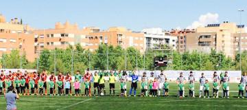 Allievi Regionali al Memorial Aragones