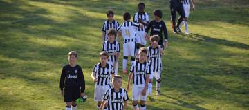 Pulcini 2005 Juventus al Torneo dei Derby