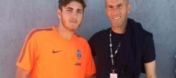 Yoan Severin, difensore Juventus Primavera