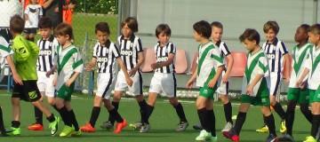 Louis Thomas Buffon nel Progetto Under8 della Juventus