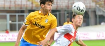 Giulio Parodi difensore Juventus