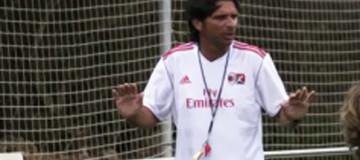 Edoardo Sacchini, nuovo tecnico Allievi Juventus