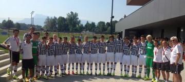 Allievi Regionali Juventus al Next Generation Trophy 2015