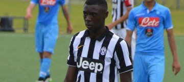 Moise Kean, attaccante Juventus giovanili