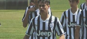 Raoul Tito, attaccante Juventus giovanili