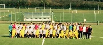 Allievi Regionali, amichevole Juventus - Pro Soccer Australia