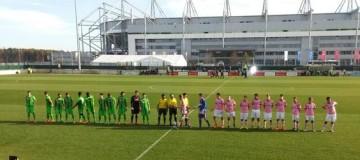 Youth League, Borussia Mönchengladbach - Juventus