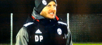 Davide Perri, allenatore Juventus Giovanili