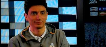 Stephan Saporito, tecnico Pulcini 2008 Juventus