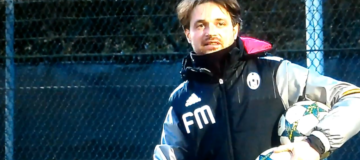 Fabio Moschini, allenatore Juventus Giovanili