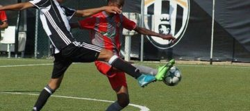 Rachad H'maidat, nuovo acquisto Juventus