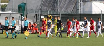 Youth League, Juventus-Olympiacos