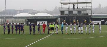 Under15, Juventus-Fiorentina